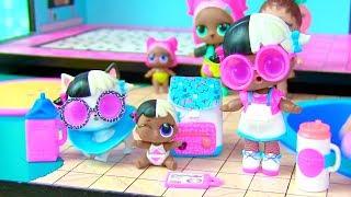 видео lol surprise house дом для кукол