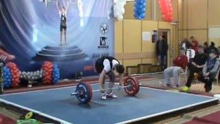 Всероссийский турнир по тяжелой атлетики на призы Олимпийского чемпиона Дмитрия Берестова