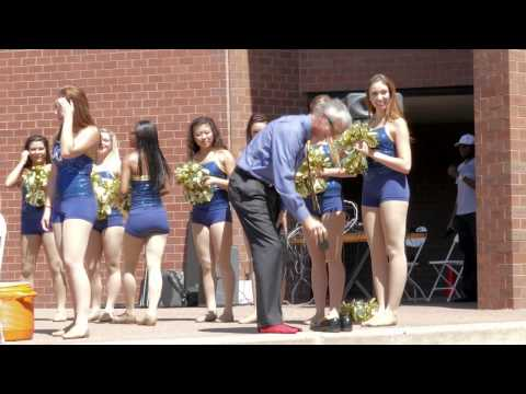 Ice Bucket Challenge - Joe Sopcich Johnson County Community College #1
