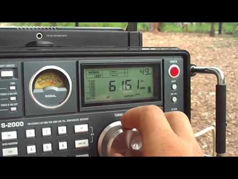 6165 kHz CNR 6 - China VS Thazin Radio - Myanmar
