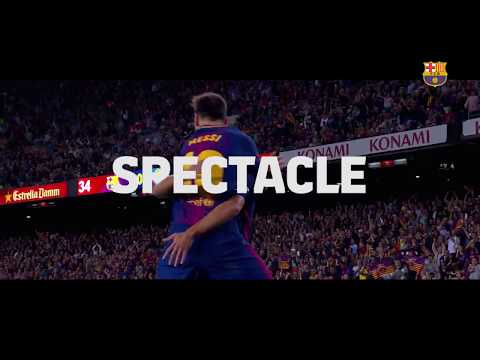 FC BARCELONA | Come to the next match at Camp Nou