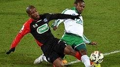 1/4 de finale : Boulogne - Saint-Etienne : 1-1, 3 tab 4, les buts !