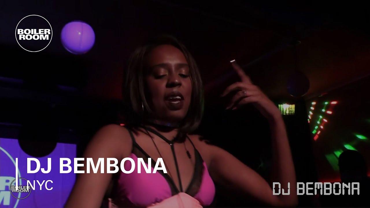 DJ Bembona Boiler Room New York DJ Set - YouTube