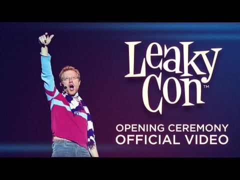 "LeakyCon Portland ""La Vie Boheme"" Fandom Parody -- Official Video"