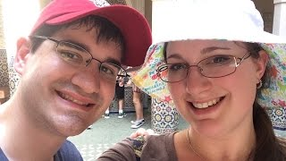 Disney Vacation Vlog 2014: Day 3 Epcot Thumbnail