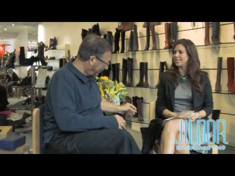 Stuart Weitzman Interview - Part I