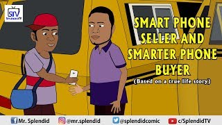 SMART SELLER AND SMARTER BUYER (Splendid Cartoon)