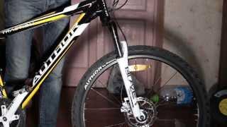 Как купить подержанный велосипед для кросскантри by Антон Степанов(Велосипед предоставлен BMX/MTB отделом магазина USPORTS - http://vk.com/club69561428 На этот раз рассмотрим все уязвимые мест..., 2013-10-31T20:17:52.000Z)