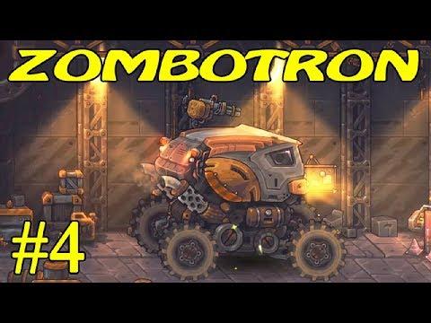 Zombotron ► Зомбимобиль ►#4