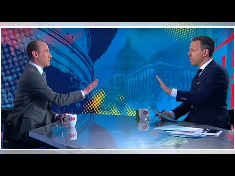 Wasted 'Enough Of My Viewers' Time': CNN's Jake Tapper Suddenly Cuts Off Trump Adviser, Ends Interv