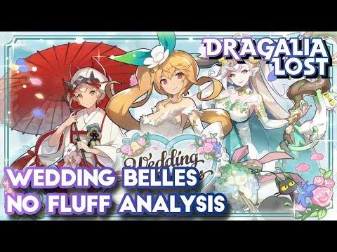 Wedding Belles No Fluff Analysis - Dragalia Lost