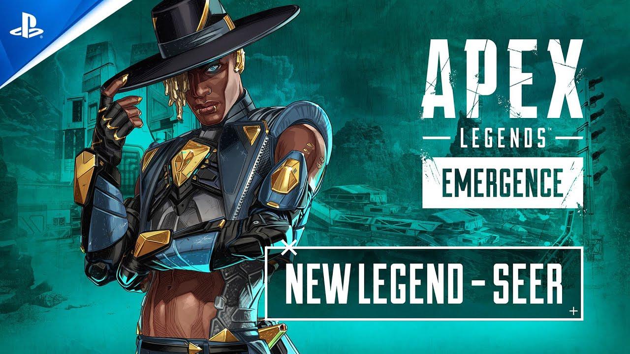 Apex Legends: Emergence | Seer تعرف على | PS4