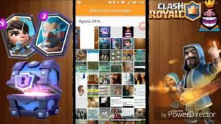 Tutorial: Como Hacer Fondos (Overlay) Para Videos l Clash Royale