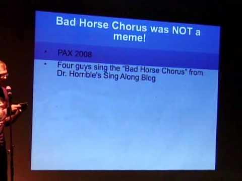 IgniteMPLS #2 - Chris Menning - Internet Memes vs....