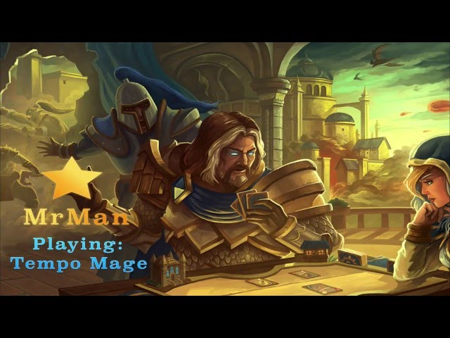 Hearthstone: Tempo Mage (day 1)