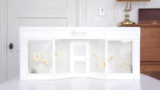 """PaperandLight """"Make the Space You Want to Work In"""""""
