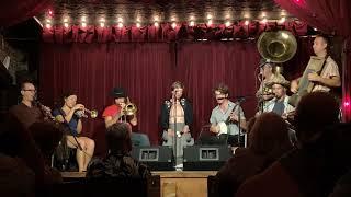 "Tuba Skinny ""Tell It Like It Is"" (Eddie Bo, 1960) - Jalopy Theatre 01 Sept 2019"