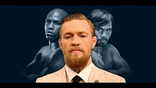 Flashback: Conor McGregor on Mayweather vs Pacquiao, 'That's Boxing, This is Pure'
