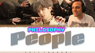 Download lagu [Philosophical Thoughts] AGUST D - 'PEOPLE' Reaction // D2, Suga from BTS // Guitarist Reacts