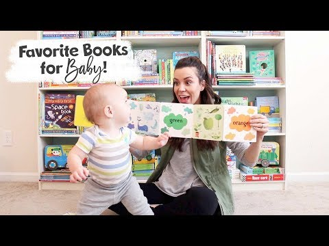 Books for Baby! Favorites in our Home Library