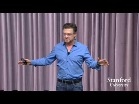 Stanford Seminar:  Evolving with Your Company
