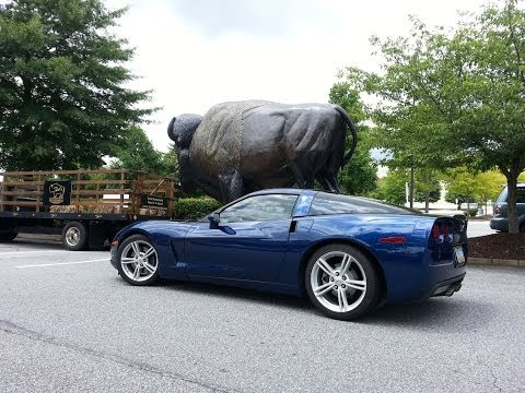 Corvette C6 Front Brake Service