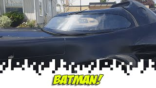 BATMAN! (Vlog Sorta Thing)