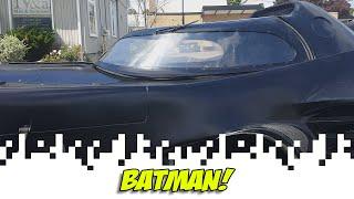 BATMAN! (Vlog Sorta Thing)