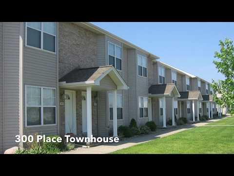 300 Place Townhouse Tour (Deer Creek, Illinois) - BRT Property Management