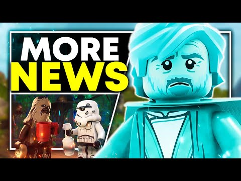 News Update: Awesome News For LEGO Star Wars: The Skywalker Saga |