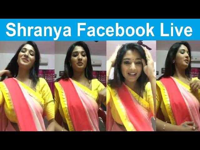 Nenjam Marappathillai Saranya Turadi Sundaraj Facebook Live For His Fans