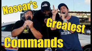 Nascar's Greatest Commands