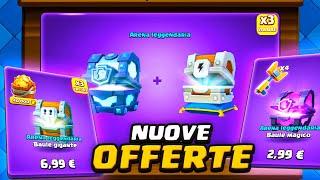 Download lagu Shoppo Le Nuove Offerte Speciali Di Clash Royale