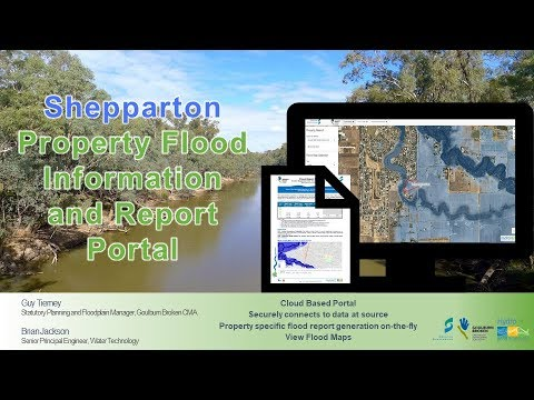Sharing flood risk information as part of creating resilient communities