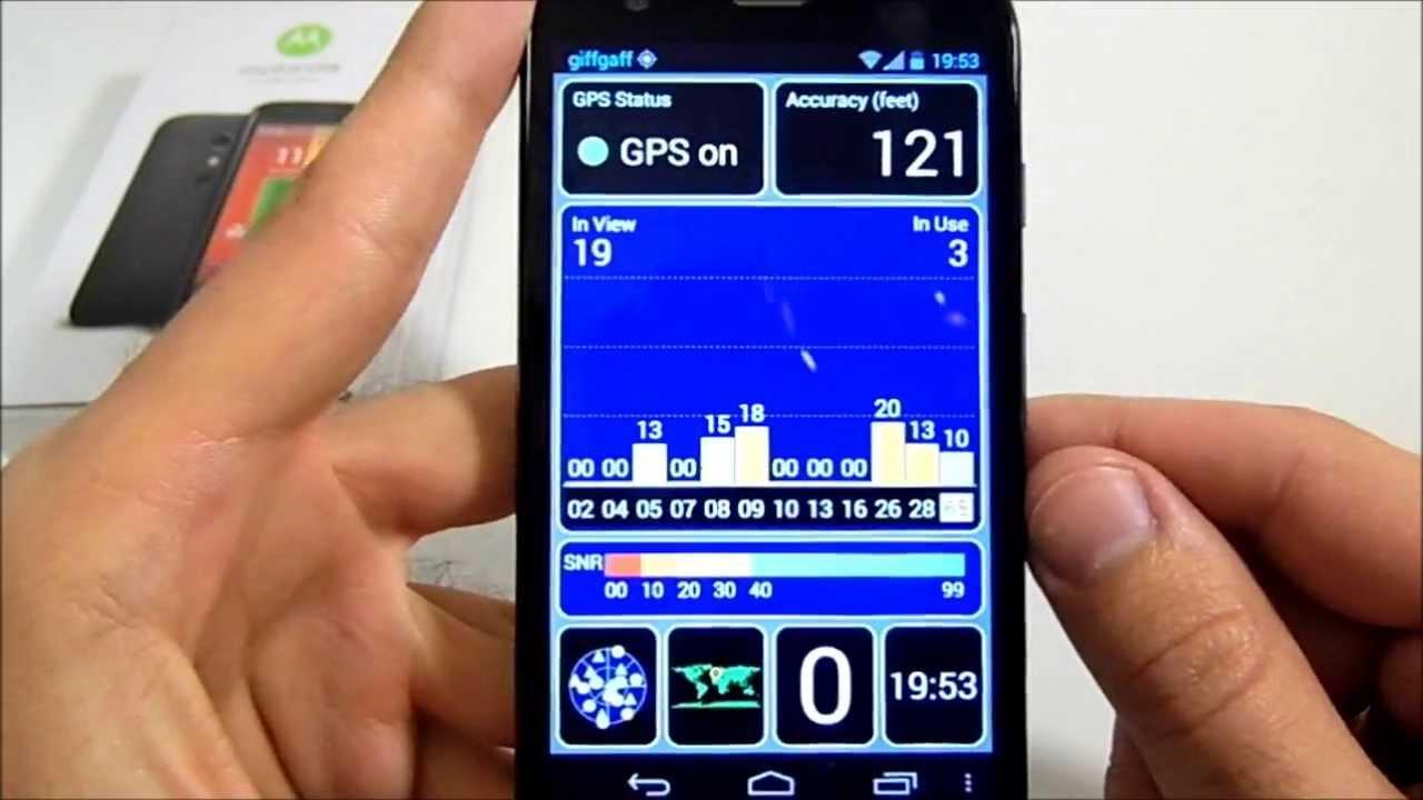 localizar celular motorola por gps