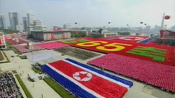 North Korea 2013 Parade - 65th State Anniversary
