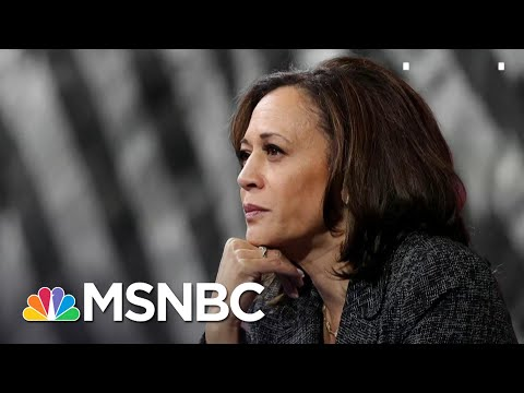 2020 Race Takes Shape With Biden's Historic Pick Of Harris | The 11th Hour | MSNBC