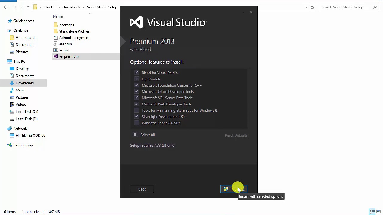 visual studio 2012 professional download iso