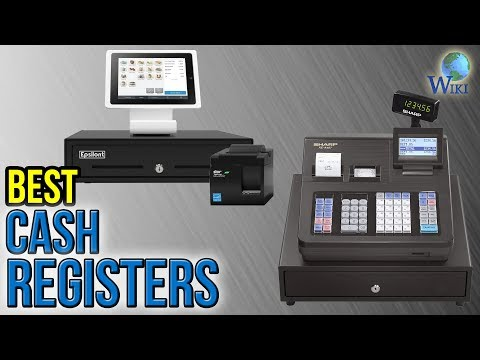6 Best Cash Registers 2017