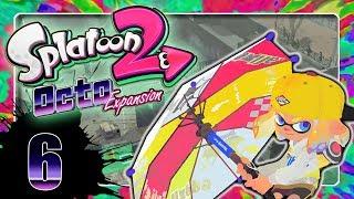 SPLATOON 2 OCTO EXPANSION DLC 💦 #6: Intensive Sniper-Action