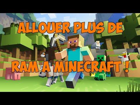 Tuto Minecraft 4 Ajouter De La Ram A Son Jeu Minecraft