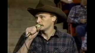 ALAN JACKSON RARE VIDEO 1985 ON You Can Be A Star