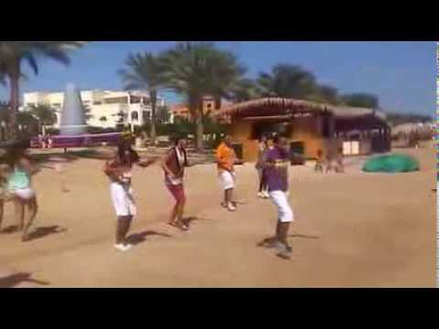 Walid Crazy Frog Lovely Smile Holiday ( Caribbean World Resort )
