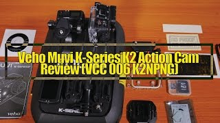 Veho Muvi K-Series K2 Action Cam Review (VCC 006 K2NPNG)