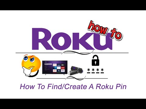 How To Find Create A Roku PIN