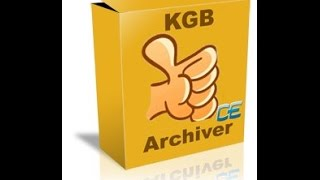 KGB Archiver V winRAR