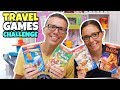 TRAVEL GAMES CHALLENGE: Sfida A 4 Giochi Da Viaggio