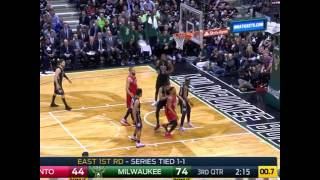 The Greek Freak With A NASTY REJECTION! Giannis Antetokounmpo NASTY REJECTION[The Greek Freak]