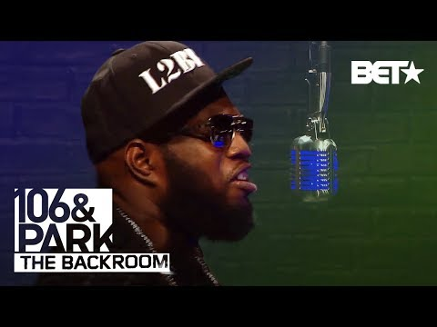 Freeway Freestyle In The Backroom At 106 & Park!