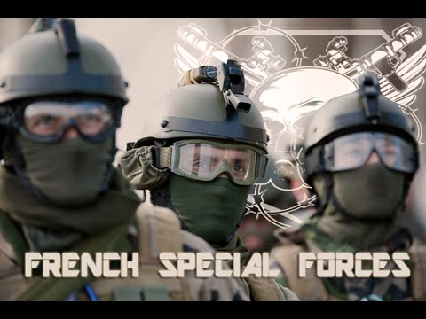 French Special Forces / 2015 /